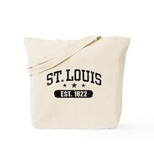 St. Louis Est. 1822 Tote Bag