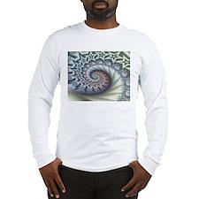 Star Spangled Spiral Long Sleeve T-Shirt