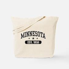 Minnesota Est. 1858 Tote Bag