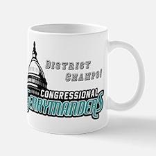 Congressional Gerrymanders Mug