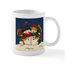 Snowman Love Mug