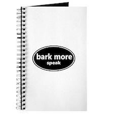 Bark More - Speak Journal
