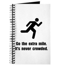 Go The Extra Mile Journal