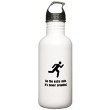 Go The Extra Mile Water Bottle