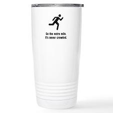 Go The Extra Mile Travel Mug