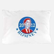 Mitt Romney For American President 2012 Pillow Cas