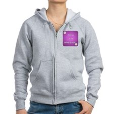 Dietician by day Mommy by night Zip Hoodie