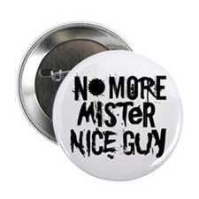"""Mr. Nice Guy 2.25"""" Button (10 pack)"""