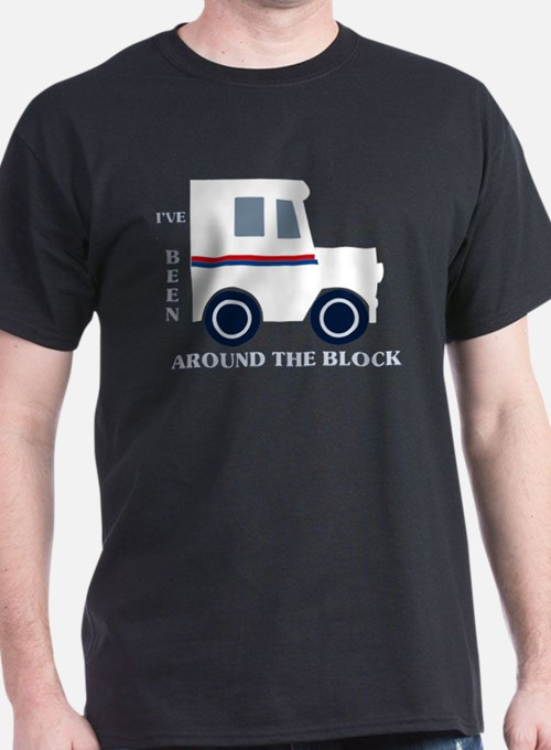 i've been around the block T-Shirt