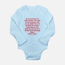 10.png Long Sleeve Infant Bodysuit
