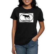 German Shorthaired Pointer Ash Grey T-Shirt T-Shir