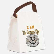 pumpkinking.png Canvas Lunch Bag