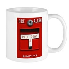 Fire Alarm Iphone Mug