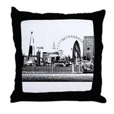 All Over It Throw Pillow