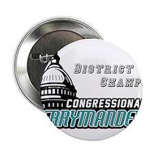 "Congressional Gerrymanders 2.25"" Button"