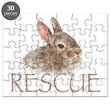 Bunny rabbit rescue Puzzle