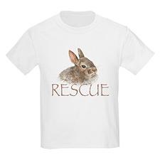 Bunny rabbit rescue T-Shirt