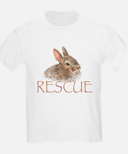 Bunny rabbit rescue T-Shirt