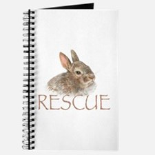 Bunny rabbit rescue Journal
