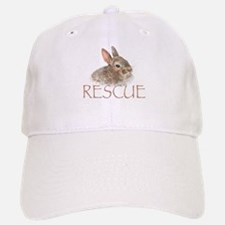 Bunny rabbit rescue Baseball Baseball Cap