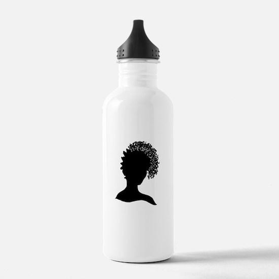Pretty Girl Loc'd Water Bottle
