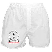 Schwarzenegger Boxer Shorts