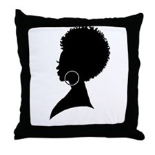 Naturally Sophisticated Throw Pillow