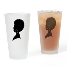 Naturally Sophisticated Drinking Glass
