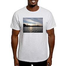 San Francisco City at Dusk T-Shirt