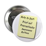 Procrastinators Button