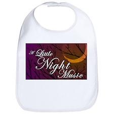 A Little Night Music Bib