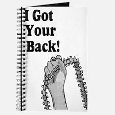 I Got Your Back Journal
