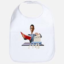 Obama Shredding the Constitution Bib