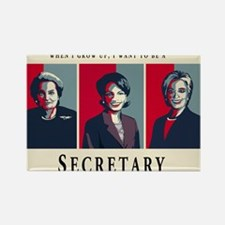 When I Grow Up, I Want to be a Secretary Rectangle