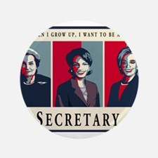 """When I Grow Up, I Want to be a Secretary 3.5"""" Butt"""