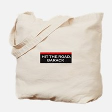 Hit The Road Barack Tote Bag