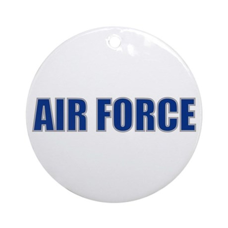 AIR FORCE Ornament (Round)