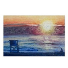 Virginia Beach Sunrise Postcards (Package of 8)