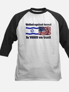 United against terror! Tee