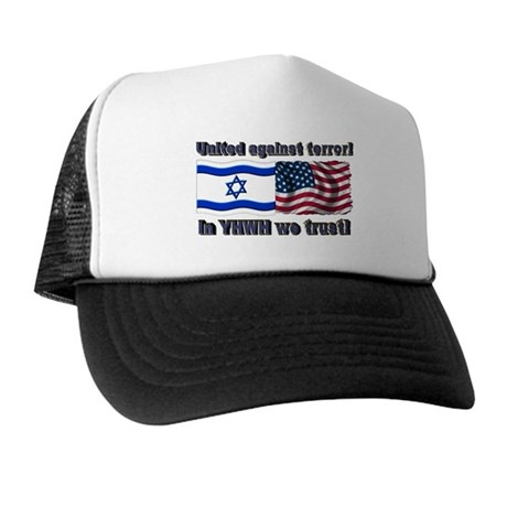 United against terror! Trucker Hat