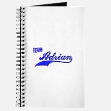 Team Adrian Journal
