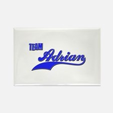 Team Adrian Rectangle Magnet