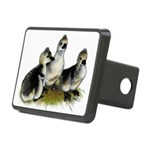 Goslings on Grass Rectangular Hitch Cover