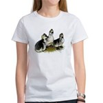 Goslings on Grass Women's T-Shirt
