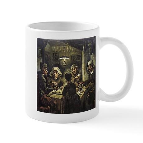 The Potato Eaters Mug