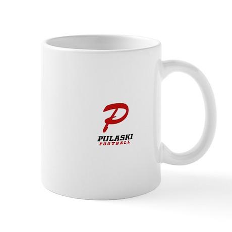 Pulaski Football Mug