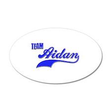 Team Aidan Wall Decal