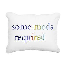 meds01 Rectangular Canvas Pillow