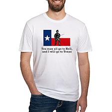 Crockett Quote Shirt