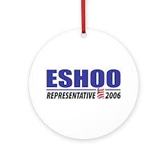 Eshoo 2006 Ornament (Round)
